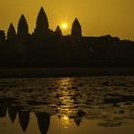 """Świątynie Angkoru, czyli kambodżański """"cud świata"""""""