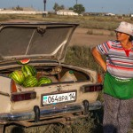 Kazachstan naszym arbuzowym rajem