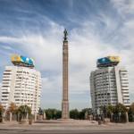 Almaty, coraz bliżej gór!
