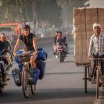 Rowerem po Uttar Pradesh