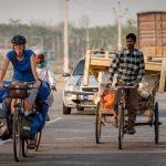 Rowerem przez Siedem Sióstr Indii