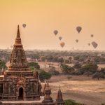 Z wizytą w Bagan
